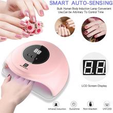 36W LED Nail Lamp Nail Dryer Dual hands Nail Dryer 12 PCS LED UV Lamp For Curing UV Gel Nail Polish Nail Art Machine Pink White cheap LED Lamps 0501 PVC ABS Rechargeable Battery