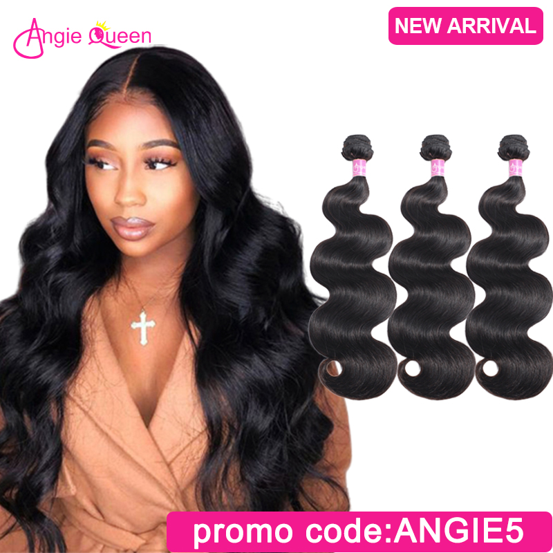 Body Wave Hair Bundles Indian Hair Bundles Weaves Remy Hair Bundles Human Hair Weft 4 Bundles Body Wave Hair 16 18 20 22 24 26