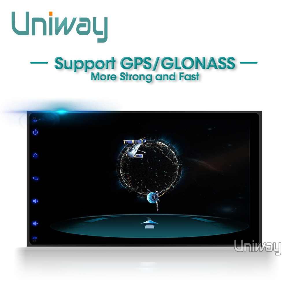 Uniway A17KLL9071 android 9,0 автомобильный dvd навигация для toyota corolla/auris 2016 2017 автомобильный радиоприемник стерео головное устройство навигация