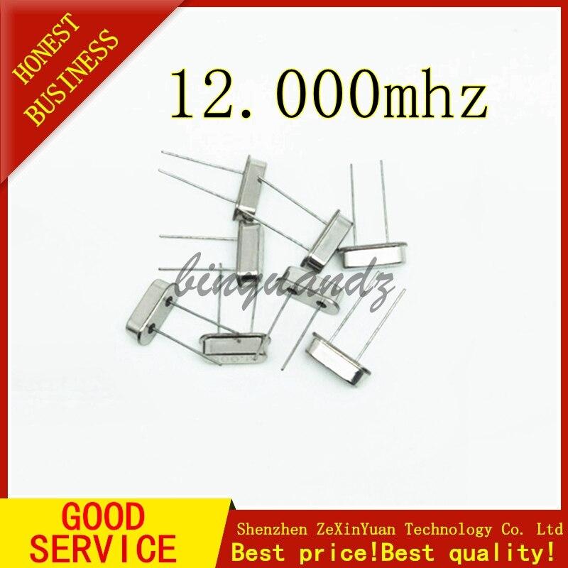 200PCS 13.56 MHZ DIP Crystal Oscillator HC-49S GOOD QUALITY C3 new