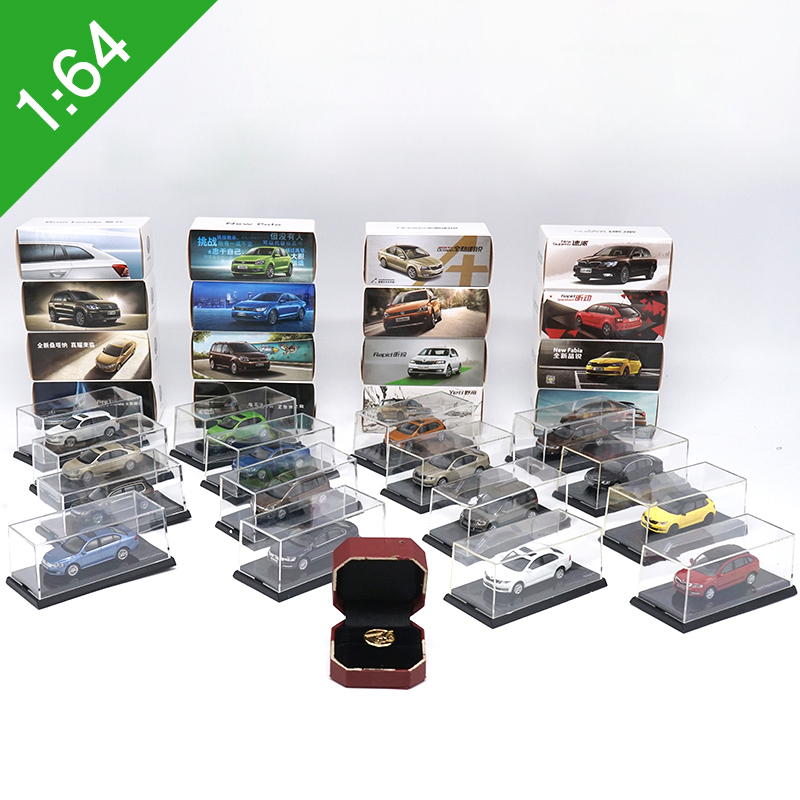 High Meticulous 1:64 Volkswagen Alloy Model Car Static Metal Model Vehicles For Collectibles Gift
