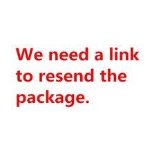 Это ссылка для повторной отправки пакета, пожалуйста, нажмите и оплатите его