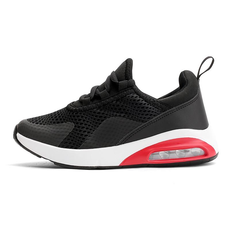 Детские кроссовки, удобные воздухопроницаемые кроссовки, детская повседневная прогулочная обувь, спортивная обувь для мальчиков 270 Enfant