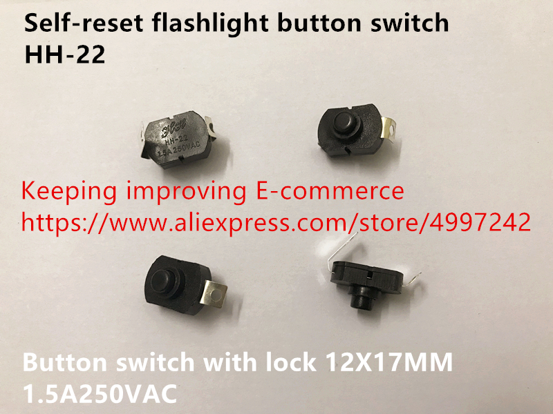 12V DC Heavy Duty Momentary Start Button Push Switch Car Boat Horn Engine RS