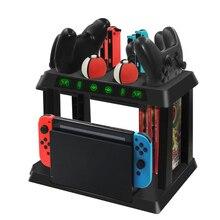 Soporte de apoyo colgante de carga multifuncional para Nintendo Switch, controlador Host PRO para Pokeball