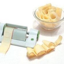 Cortador de legumes redondo multi-função cortador de fatiador descascador folha veggie frutas cortador de legumes para cozinha fácil ferramentas úteis