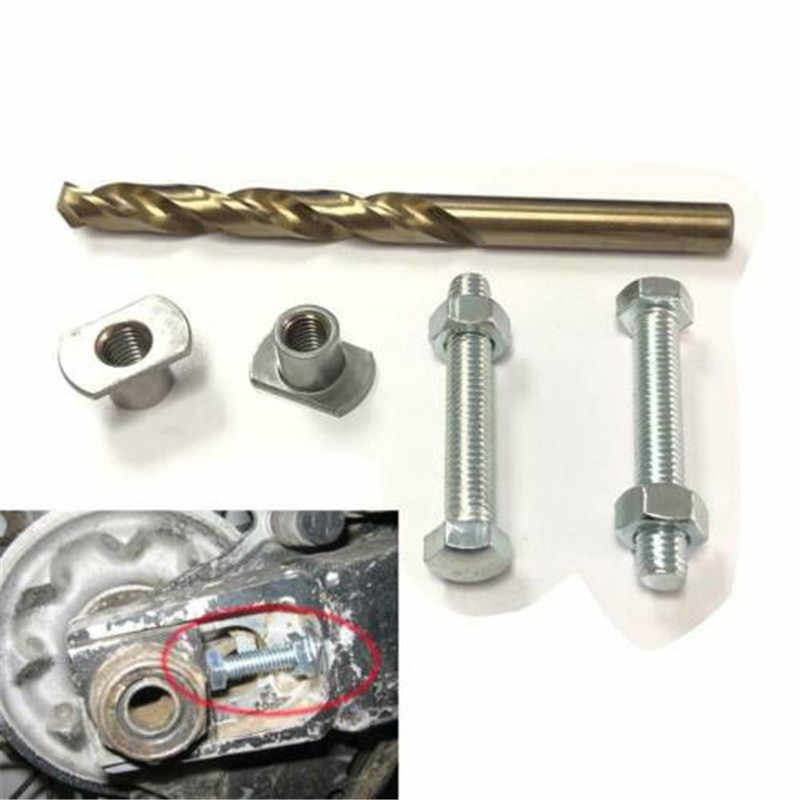 Pro-tek Chain Adjuster Bolt Repair Kit RMZ250 RMZ450 Swing Arm Buddy 2Bolt Saver