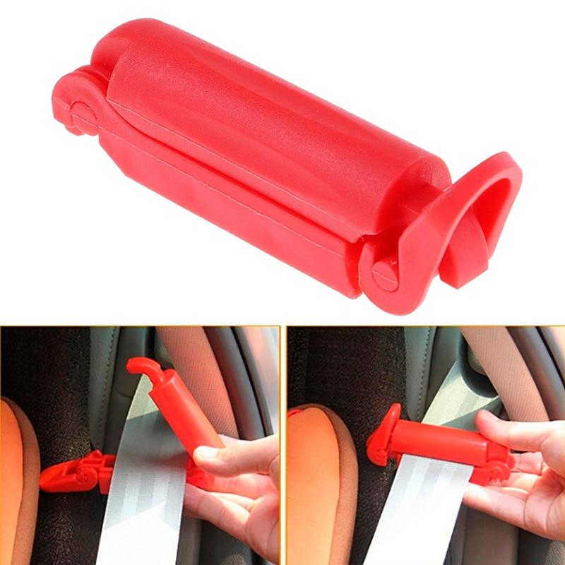 Baby Kid Children Car Seat Safety Belt Clip Buckle Child Toddler Safe Strap Lock