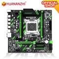 HUANANZHI X79 ZD3 motherboard LGA2011 M-ATX SATA3 USB 3,0 PCI-E 16X NVME NGFF M.2 SSD unterstützung REG ECC RAM Xeon e5 C2/V1/V2CPU
