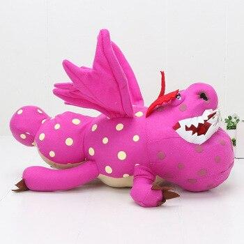 55cm 22cm 33cm 40cm Train Dragon Toothless Dragon Soft Stuffed Animal Plush Toys Juguetes de Peluches Bebe 13
