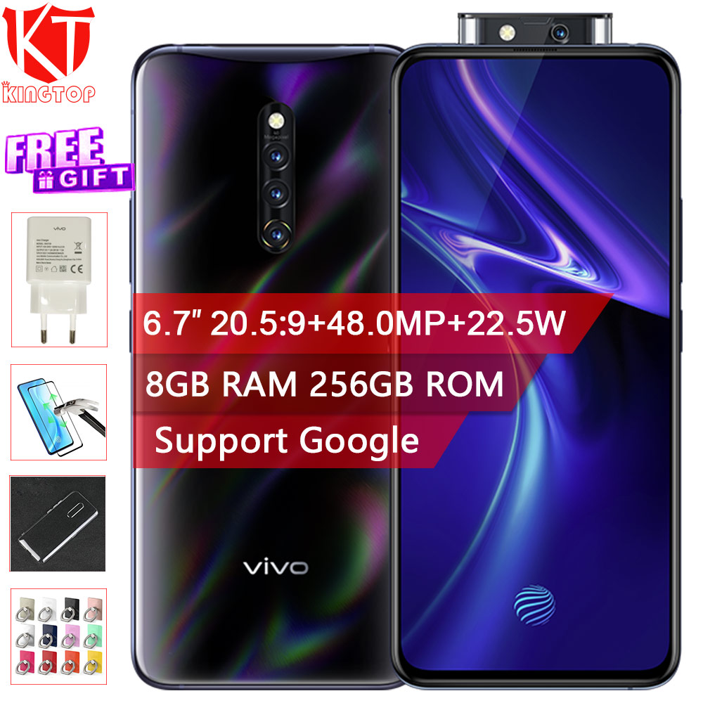 2019 Original Vivo X27 Pro Elevating Camera 6. 7