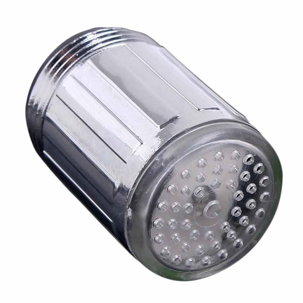 ก๊อกน้ำLedอุณหภูมิควบคุม/ขาวดำสีส่องสว่างโคมไฟก๊อกน้ำProfessionalแฟชั่นปรับบรรยากาศอะแดปเตอร์