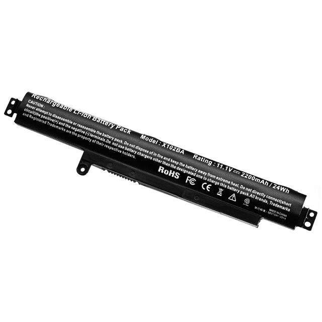 Golooloo 3 Cellules 2600MaH 11.1V Batterie pour ASUS A31N1311 VivoBook X102B F102B X102BA F102BA F102BA-DF047H F102BA-SH41T