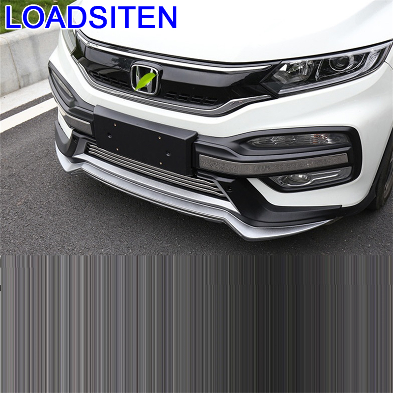Modification Accessories Accessory Auto Exterior Automovil Protector Tuning Rear Diffuser Car Front Lip Bumpers FOR Honda XR V in Bumpers from Automobiles Motorcycles