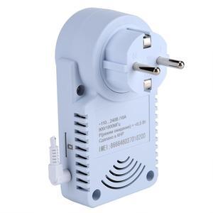 Image 4 - SMS בקרת GSM שקע חכם כוח תקע לשקע GSM שקע קיר מתג עם טמפרטורת חיישן אינטליגנטי טמפרטורת שליטה