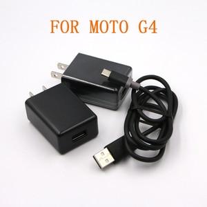 Image 1 - 10PCS Für motorola G4 G5 Turbo Power QC 3,0 USB Ladegerät moto Z/Z SPIELEN/XT1650 XT1710 schnelle ladegerät Typ C moto
