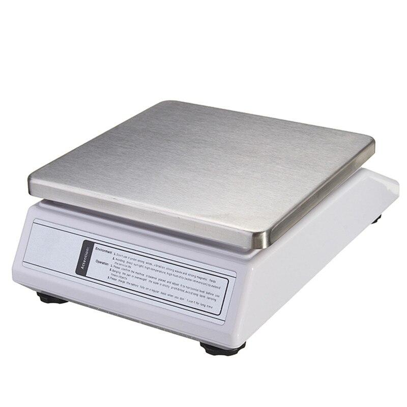 7500g x 0.1g Mini Balance de bijoux numérique Balance électronique Balance de cuisine alimentaire poches Balance de poids - 6