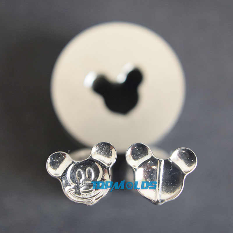 3D Mouse Tablet Die 3D Pill Press Mold Candy Punching Die Custom Logo Calcium Tablet Punch Die