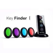 Key Finder беспроводной локатор трекер Смарт-трекер анти-потеря для телефона багажная сумка Pet пульт дистанционного управления с фонариком