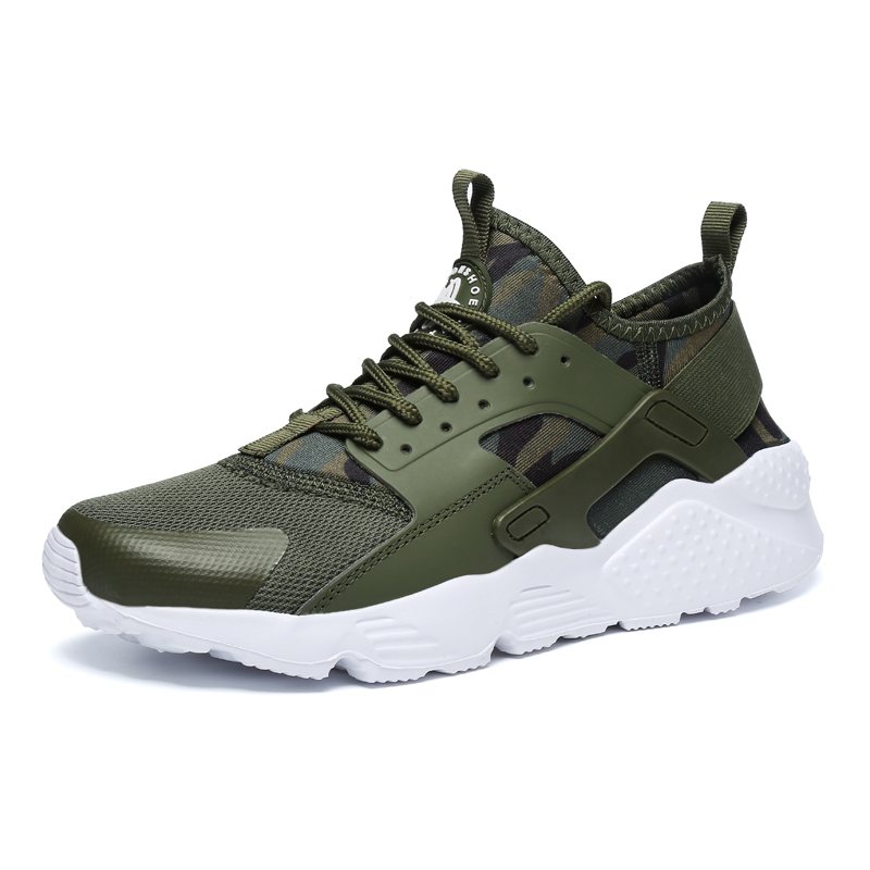JINBEILE Breathable Running Shoes For Men Air Huaraching Woman Bounce Sneakers Outdoor Sport Shoes Professional Training Shoes