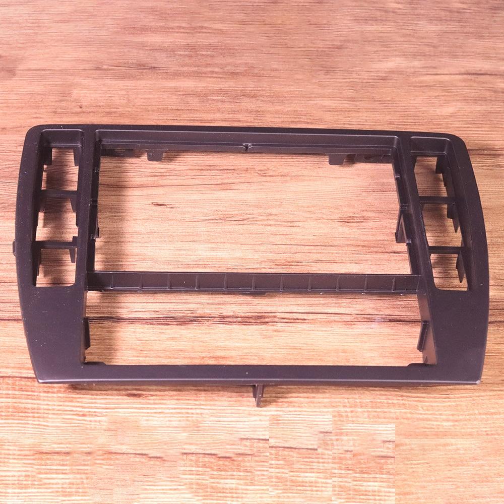 ABS Black Interior Dash Center Console Trim Bezel Panel Radio Face Frame 3B0858069 Fit For VW Passat B5 2001 2002 2003 2004 2005-2