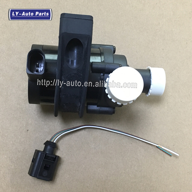 Engine Cooling Additional Auxiliary Water Pump For VW Passat B5 B6 Jetta Golf CC For Audi A3 OEM 1K0965561J 3
