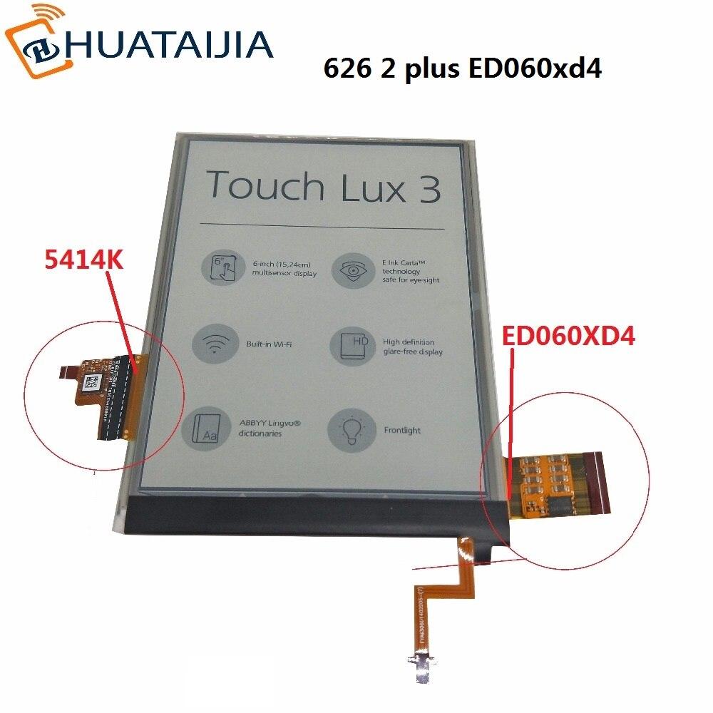 Écran tactile de 6 pouces avec rétro-éclairage Lcd pour Pocketbook Touch Lux 2 626 1 écran LCD pour PocketBook 626 pb626 - 5