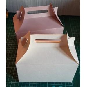 Image 4 - 3D גדול אחסון תיבת 21*25cm מתכת חיתוך מת סטנסיל עבור רעיונות אלבום תמונות נייר אמנות כרטיסים בעבודת יד חדש למות