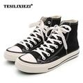 Парусиновая обувь aII star мужские и женские мужские кроссовки высокая классическая обувь для скейтбординга скользкая дышащая обувь