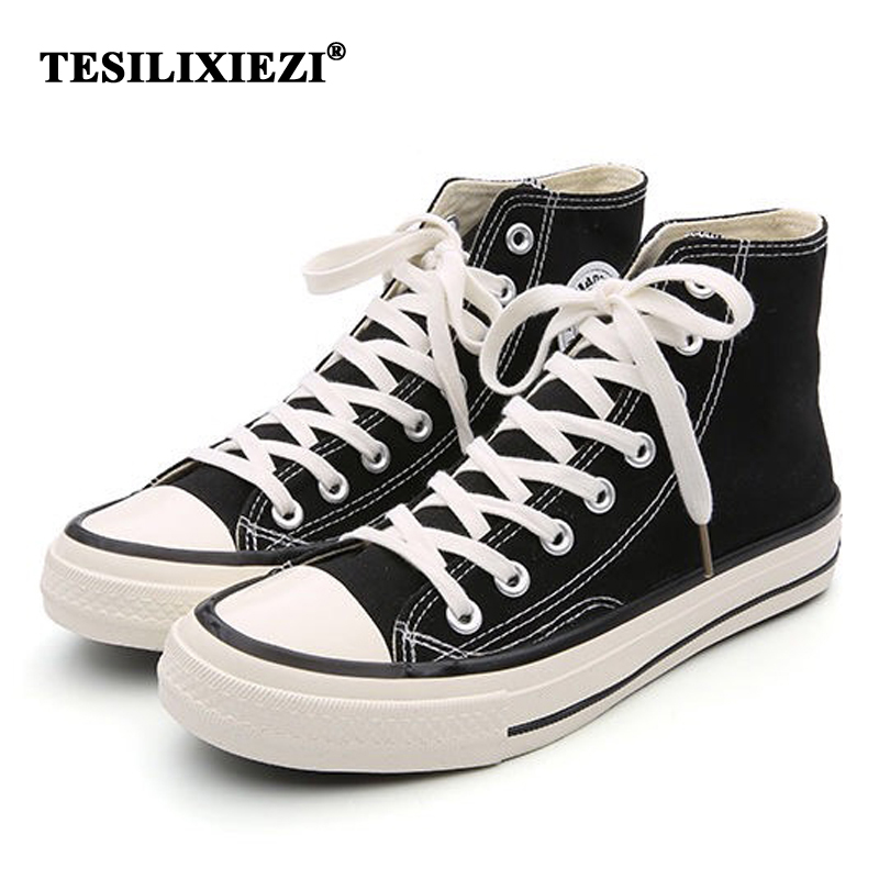 Canvas Shoes AII Star Men's And Women's Sneakers  High Classic Skateboarding Shoes Slippery Breathable