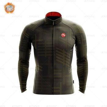 2020 velo de inverno pro conjunto camisa ciclismo mountian bicicleta roupas wear ropa ciclismo corrida roupas ciclismo conjunto 7