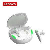 Auricolare Wireless originale Lenovo XT92 TWS Gaming cuffie Stereo Bluetooth a bassa latenza Bass tipo-c carica musica HIFI con microfono