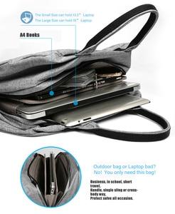 Image 3 - CAI Casual Shopping Handbag Messenger Shoulder Travel Bag Briefcase Laptop Waterproof Cross body Sling Hobos Tote Bags for Women
