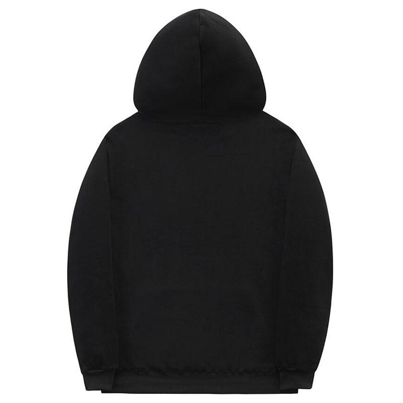 Fashion Japanese street wear Hoodie Sweatshirt 2