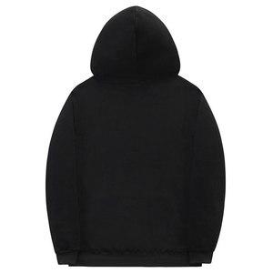 Image 2 - Moda japońska moda uliczna SENPAI bluza z kapturem wielu kolor mężczyźni kobiety swetry sweter sudadera hombre
