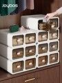 JOYBOS ящик для хранения нижнее бельё для девочек носки для девочек трусы с выдвижными ящиками «Три в одном» удобный шкаф отделки общежития бы...