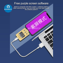 Wl dcsd cabo ler e escrever dados de disco rígido entrar tela roxa para iphone SE-X ipad suporte io * s dispositivos sem desmontagem