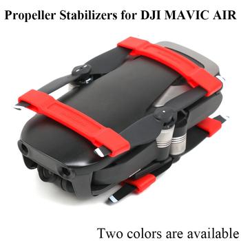 4 sztuk dla DJI MAVIC AIR śmigła Fixator Protector stabilizatory śmigła stabilizatory dla DJI MAVIC akcesoria do dronów tanie i dobre opinie DannyBoss CN (pochodzenie) for DJI MAVIC AIR 0 05 AIR-Q9104 Propellers Fixator for DJI MAVIC AIR Stabilizers for DJI MAVIC AIR Propellers