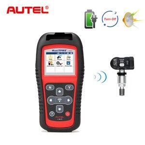 Autel MaxiTPMS TS501 TPMS сервисный Инструмент Системы TPMS система контроля давления в шинах программируемые датчики PK TS601