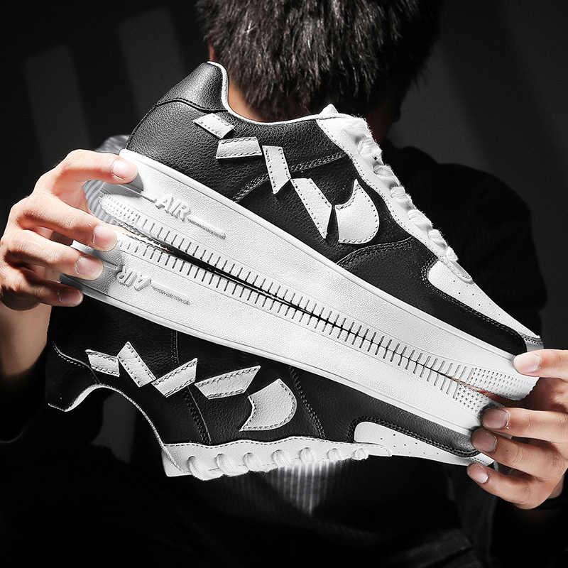 Herfst Trend Mannen Loopschoenen Hoge Kwaliteit Luxe Outdoor Antislip Mannen Sportschoenen Licht Ademend Merk Lage Wandelschoenen schoenen
