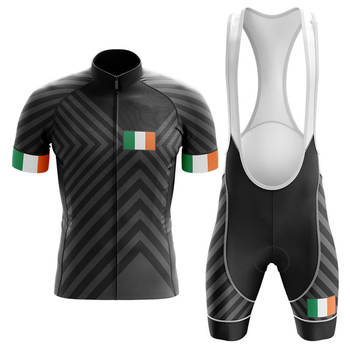 2020 Irish professional cycling suits, summer clothing, Sports jersey MTB clothing