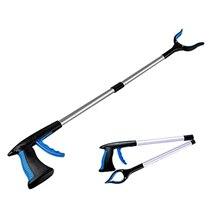 Складные мусорные палочки инструменты захвата расширитель pick er захват для мусора помощь Инструмент для инвалидных колясок и инвалидов