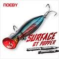 Noeby Popper Fishing Lures Topwater Floating Wobbler 12cm43g 16cm78g 20cm154g Saltwater Artificial Hard Bait for GT Fishing Lure