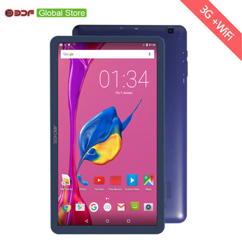 10 inch Android 5.1 Mobile Phone Call Tablet Pc Android Tablets Pc 1GB 16GB Dual Camera Quad Core WiFi Bluetooth 3G Sim Card