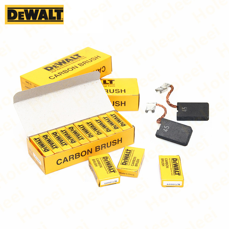Dewalt Carbon Brush For Electric Drill Hammer Angle Grinder Cutting Machine Polishing Machine Planer Power Tool Accessories Part