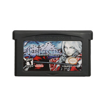 Nintendo GBA Video oyunu kartuşu konsolu kart Castlevania Harmony of Dissonance İngilizce dil abd versiyonu