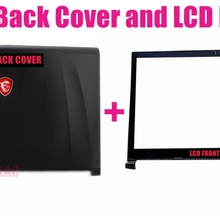 Back-Cover Bezel for MSI GE72 6QD Apache LCD And
