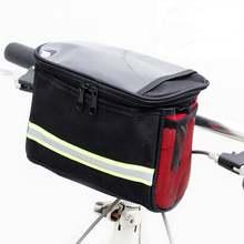 Сумка на руль велосипеда верхняя велосипедная сумка раму велосипедный