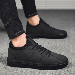 Shoes Men Black Spring Autumn