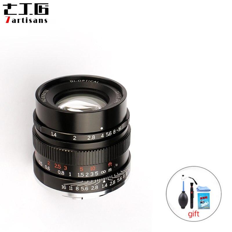 7artisans 35mm f1.4 full frame len to All Single Series for SONY E-mount Cameras A7 A7II A7R A7RII A7m3 A7RM3 A7M3 for Leica M